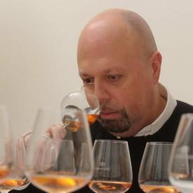 Alberto Lupetti Esperto Mondiale di Champagne