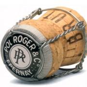 Tappo bottiglia Champagne Pol Roger
