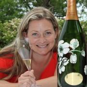 Essi Avellan, esperta Champagne