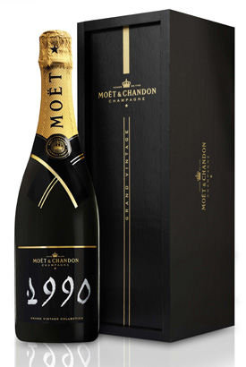 Il Grand Vintage Collection 1990. Eccellente Champagne di Moet & Chandon