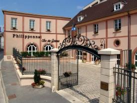 La sede della Philipponnat