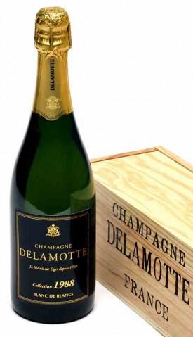 Champagne Delamotte 1998