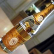 Bottiglia di Champagne Cristal 2005