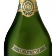 Bottoglia di Champagne Deuts Extra Brut