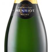 Bottiglia champagne Hensiot Millésime 1998