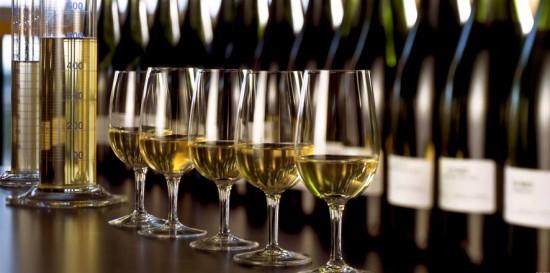 vari vini da combinare tra loro