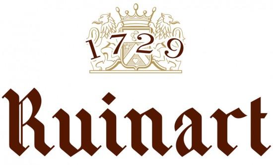 logo Ruinart, prima maison dello champagne