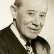 René Lalou, presidente Mumm dal '39 al '75.