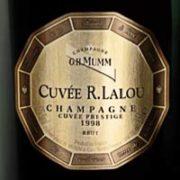 Champagne Rene Lalou