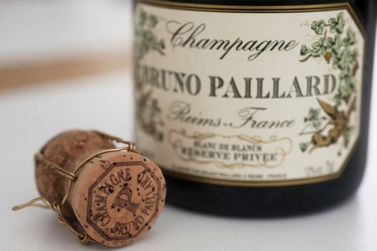 Champagne Bruno Paillard, il Blanc de blancs Réserve Privée