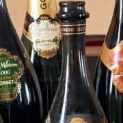bottiglie di gosset millesimato
