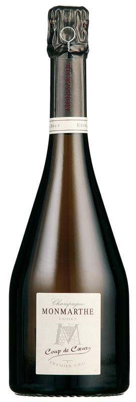 bottiglia di champagne Monmarthe