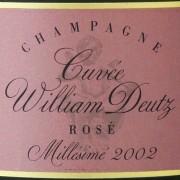 etichetta champagne Deutz