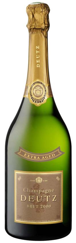 Bottiglia di Champagne Deutz Extra Aged, Brut 200