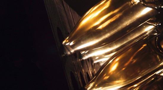 bella immagine del rémuage, effettuato sulle classiche pupitre