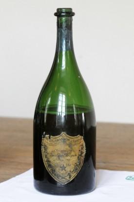 bottiglia magnum di champagne Dom Pérignon 1969