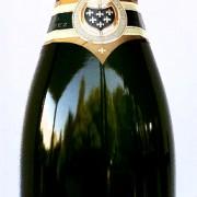 Bottiglie di champagne Guy de Forez blanc de noir brut 2006