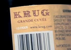 etichetta con l'ID Code di krug