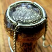 tappo di champagne krug clos d'ambonnay