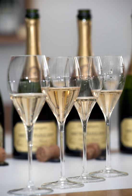 verticale champagne paillard