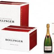nuova bottiglia Bollinger