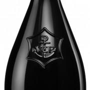bottiglia di champagne La Grande Dame 2004 Brut Rosé