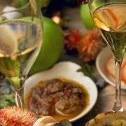 Consigli champagne per cucina esotica, sushi e sashimi