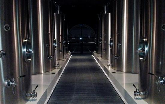Laurent-Perrier: la nuova cantina Grand Siècle,