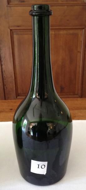 champagne: prima bottiglia di Grand Siècle