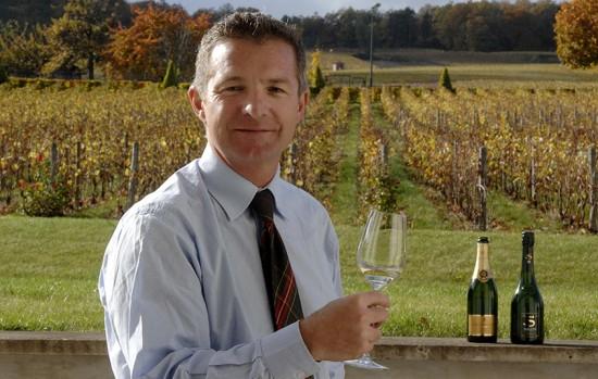 Didier Depond champagne salon delamotte