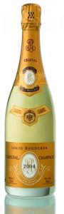 bottiglia champagne cristal