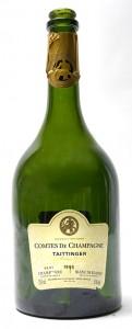 champagne Taittinger Comtes 1996