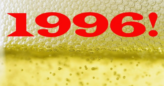 champagne annata 1996