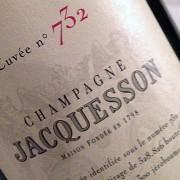 etichetta champagne jacquesson 732