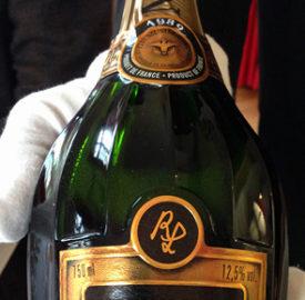 champagne mumm Lalou 1989