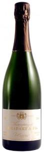 bottiglia di champagne Agrapart 2004