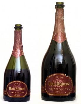 verticale champagne ruinart 1988