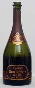 verticale champagne ruinart brut rosé 1985