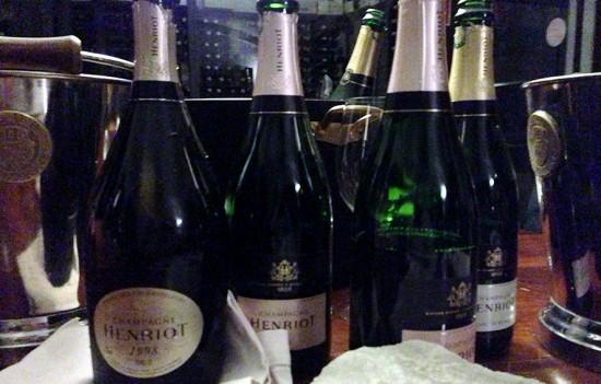 degustazione champagne henriot