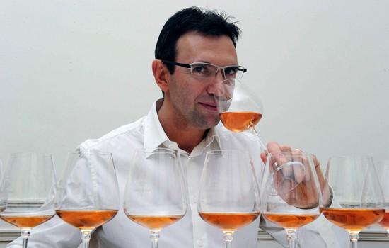 Frédéric Panaïotis, chef de cave di Ruinart dal 2007