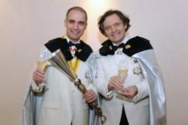Michel Drappier e Pierre-Emmanuel Taittinger.