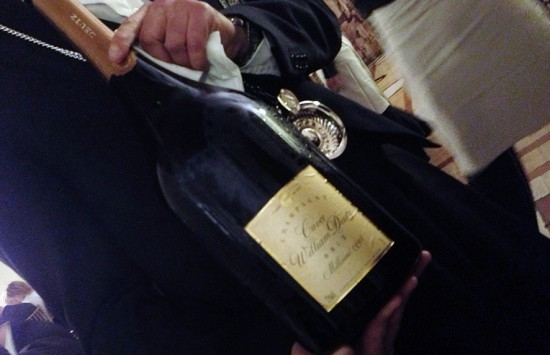 Cuvée William Deutz 1998