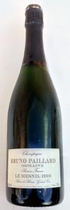 bottiglia champagne bruno paillard 1990