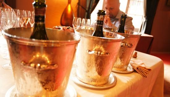 verticale champagne Cuvée des Enchanteleurs