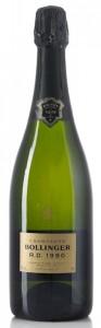 bottiglia champagne R.D. Bollinger 1990
