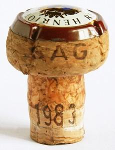 champagne Henriot Cuvée des Enchanteleurs 1983