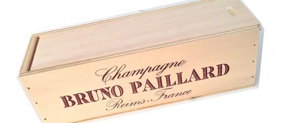 cassetta in legno champagne bruno paillard