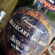 champagne Billecart Salmon 1989
