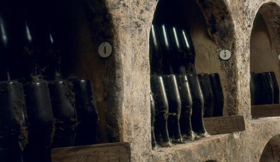 lunga conservazione dello champagne