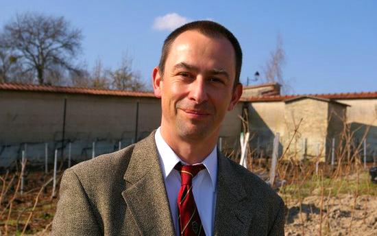Gilles Descôtes chef de cave di Bollinger